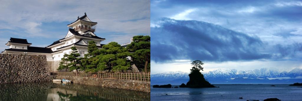 地域の違い富山