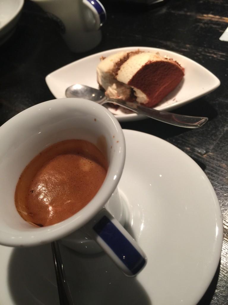 ティラミス コーヒー