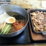 小伝馬町『豚大門市場』で韓国屋台気分|フリーランスのランチ