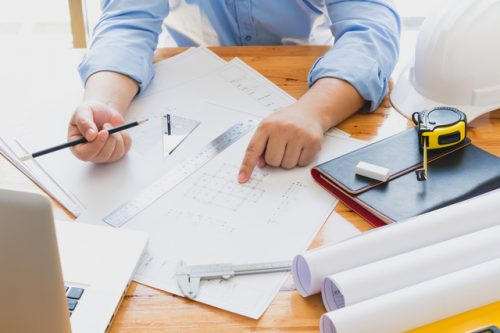 組織設計事務所で働くイメージ