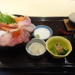小伝馬町『魚釜』で茶碗蒸し付き海鮮丼!|フリーランスのランチ