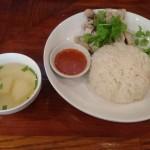 小伝馬町『ラララ食堂』でタイ料理!祝日カオマンガイ|フリーランスのランチ