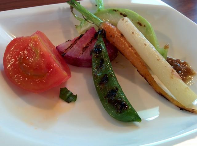 無農薬野菜のソテー