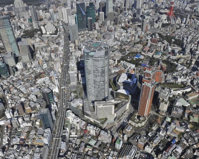 森ビル森トラストや東京建物など不動産開発を行う大手デベロッパーを紹介