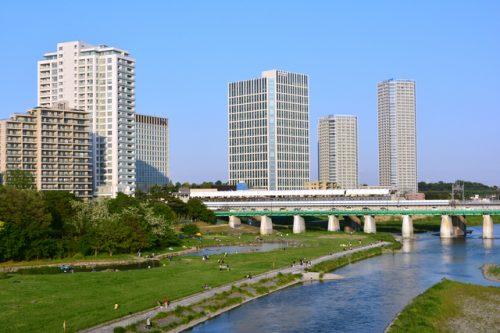 東急建設の建築事業のイメージ