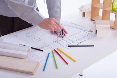 一級建築士試験の受験のイメージ