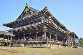 CM選奨に選ばれた東本願寺