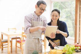 厚生年金に加入している夫婦のイメージ