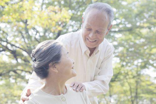 年金制度を理解してよい老後を過ごすイメージ